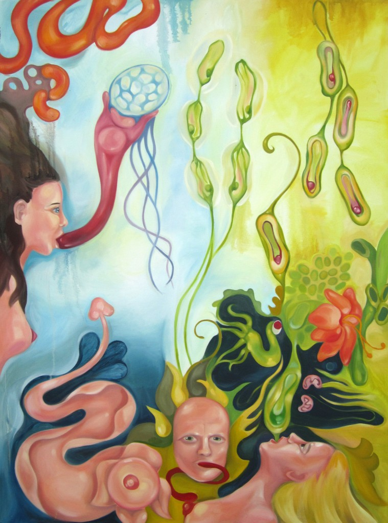 "2012 | 24x48"" Oil on Canvas"