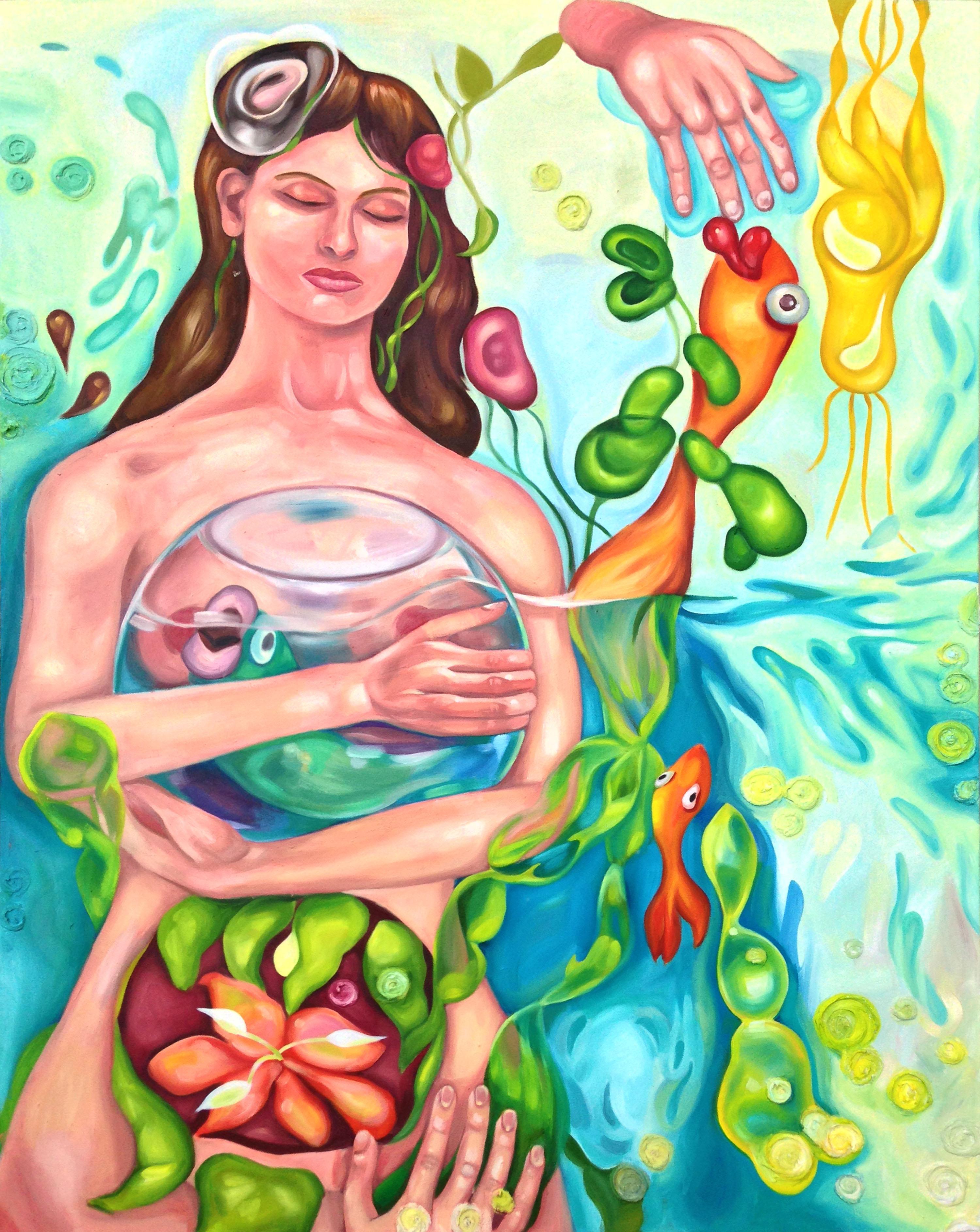 "2013 | 36x48"" Oil on Canvas"