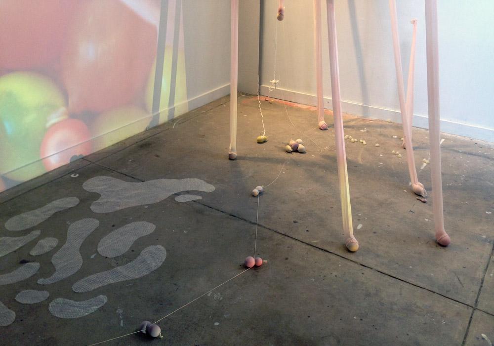 Installation at MICA